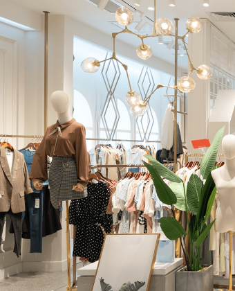 Building a retail network